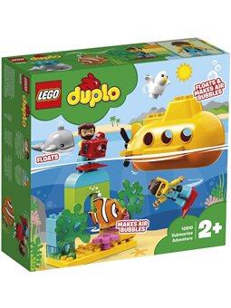 LEGO DUPLO® Пригоди на підводному човні (10910)