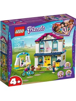 LEGO Friends 4+ Будинок Стефані (41398)