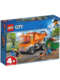 LEGO City Сміттєвоз (60220)
