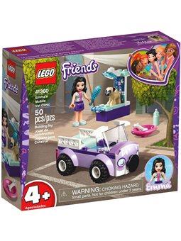 LEGO Friends Пересувна ветеринарна клініка Емми (41360)