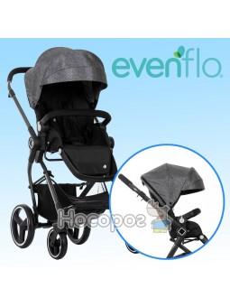 Прогулочная детская коляска Evenflo Vesse серая E008GR