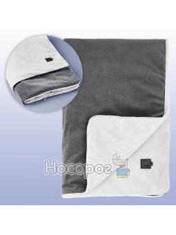 Детское одеяло Blanket Gray S/A 02