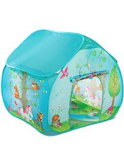 """Игровой дом-коробка Pop-it-Up Очарованный Лес """"с игровым ковриком"""""""