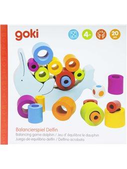 Развивающий игра goki балансирующей дельфин 56901