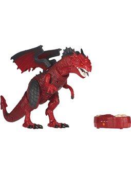 Динозавр Same Toy Dinosaur Planet Дракон (свет, звук) красный, подарочная ук. RS6139AUt