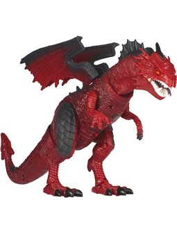 Динозавр Same Toy Dinosaur Planet Дракон (свет, звук) красный без п / к RS6169AUt