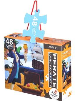 Пазл Same Toy Пираты 48 ел. 88101Ut