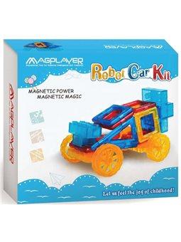 Детский конструктор MagPlayer 32 ед. MPX-32