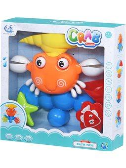 Игрушки для ванной Same Toy Puzzle Crab 9903Ut