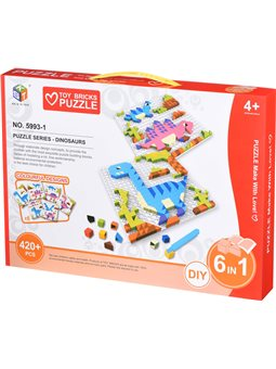 Пазл Same Toy Мозаика Colour ful designs 420 ел. 5993-1Ut