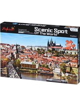 Пазл Same Toy Scenic Spot 500 ел. 88058Ut