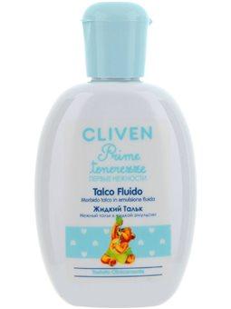Детский жидкий тальк Cliven First Tenderness