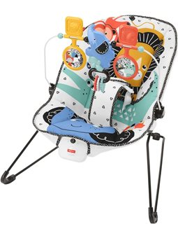 "Массажное кресло ""Веселые друзья малыша"" Fisher-Price (GNR00) [887961875881]"