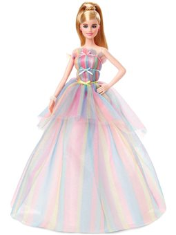 """Коллекционная кукла """"Счастливый День Рождения"""" Barbie (GHT42) [887961801392]"""