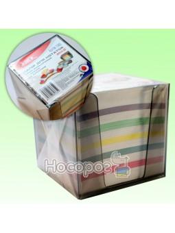 Блок бумаги для заметок Микс цветной блок SKIPER 1365