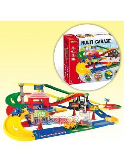 Play Tracks Garage паркинг с трасой 53080
