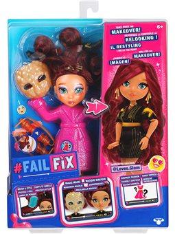 Игровой набор с куклой Failfix - Гламурная Крошка (12803)