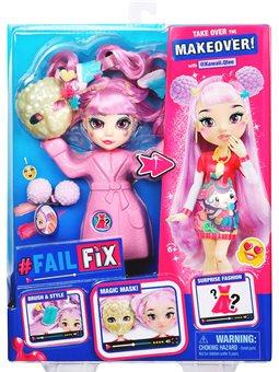 Игровой набор с куклой Failfix - Кьюти Каваи (12801) [П0000331179]