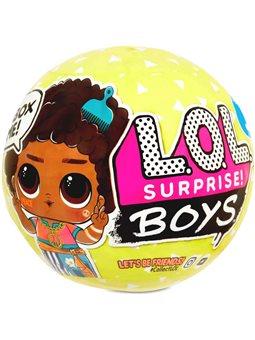 Игровой набор с куклой L.O.L. Surprise! S3 - Мальчики (569350) [П0000331199]