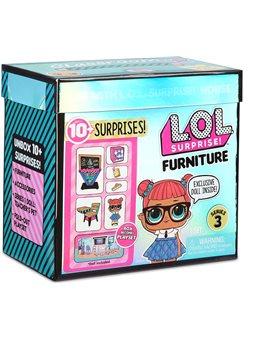 """Игровой набор с куклой L.O.L. Surprise! серии Furniture"""" S2 - Класс Умницы"""" (570028) [ОКР086121]"""