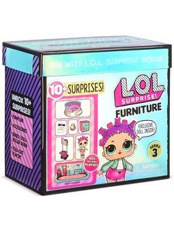 """Игровой набор с куклой L.O.L. Surprise! серии Furniture"""" S2 - Роллердром Роллер-Леди"""" (567103) [П0000323899]"""