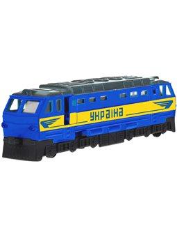 Модель - Локомотив Украина (SB-16-91WB) [П0000331245]
