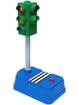 Модель - Умный светофор (свет, звук) (SB-15-01-UKR) [П0000331244]