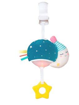 Музыкальная игрушка-подвеска - Сонный месяц (12585)