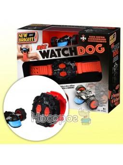 Машинка на радиоуправлении New Bright WATCHDOG CLOCK Red 3703U