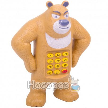 Телефон 8093-1 (звук, на батарейці, 12*10,5*5см) (336)