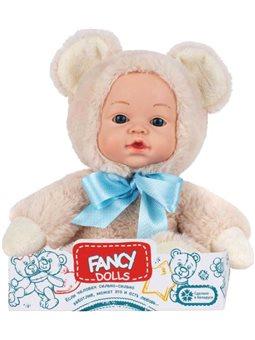 Мягконабивная кукла Fancy Dolls Пушистик Мишка (KUKL8)