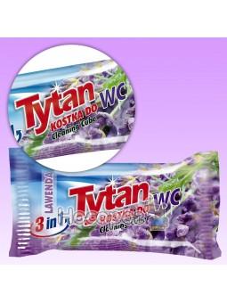 Tytan двухфазный блок для туалетов лавандовый запаска 020-674