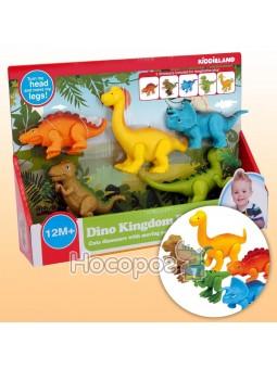 Игровой набор Динозаврики 060749