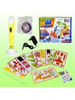 Ручка 3D Fun game 86939 Желтая