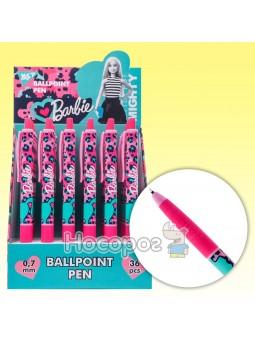 Ручка масляная YES Barbie автоматическая 0,7 мм 411972