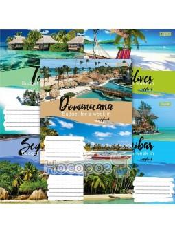 Тетрадь 1 вересня 24 линия Best travel 764086