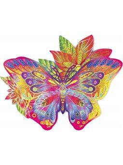 Пазл Драгоценная Бабочка WoodTrick ( 00052 )