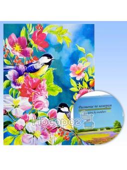 Картина по номерам KTL 1331 Птицы
