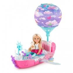 """Набор Mattel """"Челси и ее сказочный корабль"""" Barbie DWP59"""
