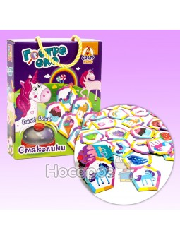 Игра настольная Crazy Koko с звонком Острый глаз VT8010-15
