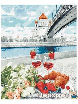"Картина по номерам ""Романтический пикник"" Идейка (КНО3586)"