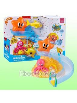 Интерактивный игровой набор для ванны ROBO ALIVE серии Junior BABY SHARK 25291