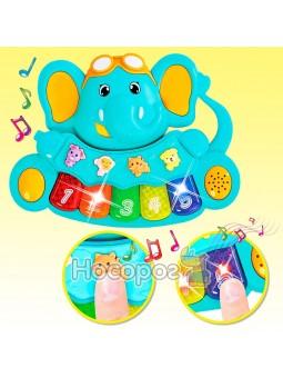Музыкальная панель Слон 58126