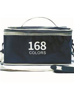 Маркер для творчества NBC 168 б. двусторонний, в ткан. пенале ( TOUCH168-NBC )