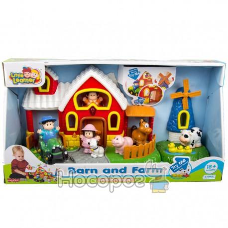 Гра 3882 Ферма (музика, світло, фермер, тваринки) (6)