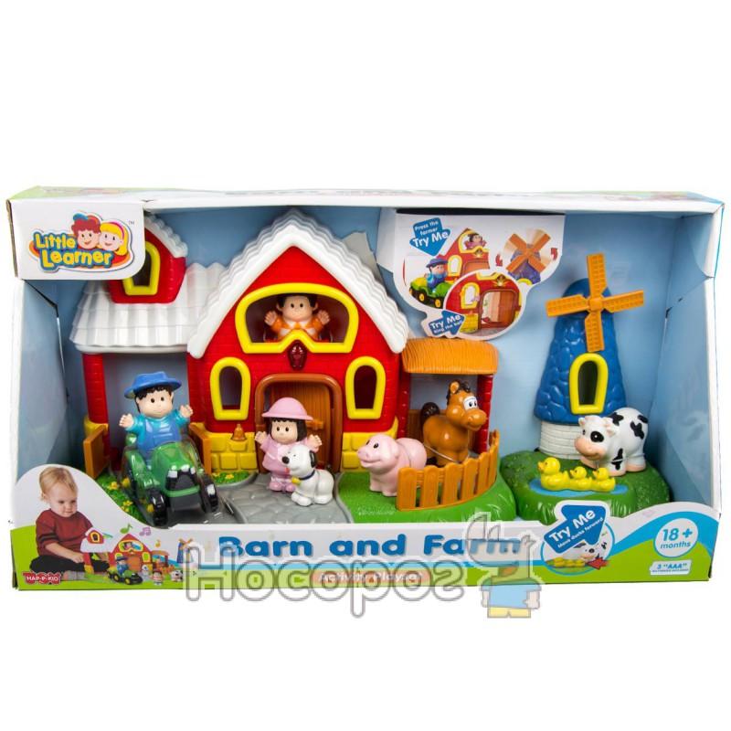 Фото Гра 3882 Ферма (музика, світло, фермер, тваринки) (6)