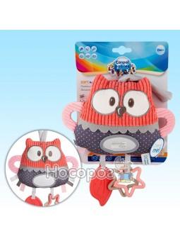 Игрушка плюшевая Canpol babies развивающая к кроватке/коляске Pastel Friends 68/065_cor