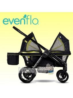 Прогулочная коляска Evenflo Pivot Xplore All-Terrain Stroller Wagon Wayfarer 000000314