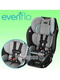 Evenflo® автокрісло EveryStage LX (мех) - Nova (група від 1,8 до 54,4 кг) 000000188