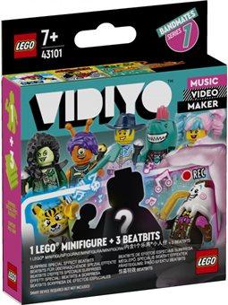 Конструктор LEGO VIDIYO Bandmates Бендмейты 11 деталей (43101)